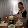 自炊女子(ほとんど男子?)のお料理教室の画像
