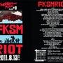 FKSM RIOT …