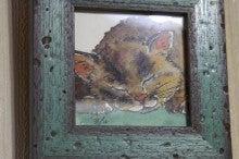 ヒロアミーの日記-猫絵