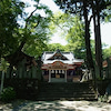 富士山の山中湖そばのパワースポット☆山中諏訪神社 山中浅間神社の画像