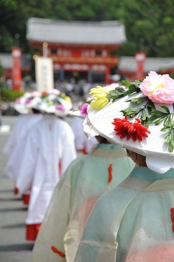 そうだった、京都に行こう(京都写真集)-花笠巡行7