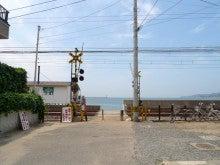 $AMORE/趣味の散歩道-ビーチ入口