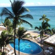 2011年8月ハワイ…