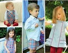スペイン☆お嬢な子供服@日本