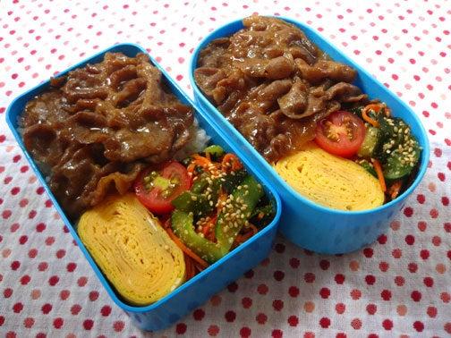ひよこ食堂-フルーツトマトの豚肉巻き02
