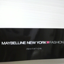 MAYBELLINE…