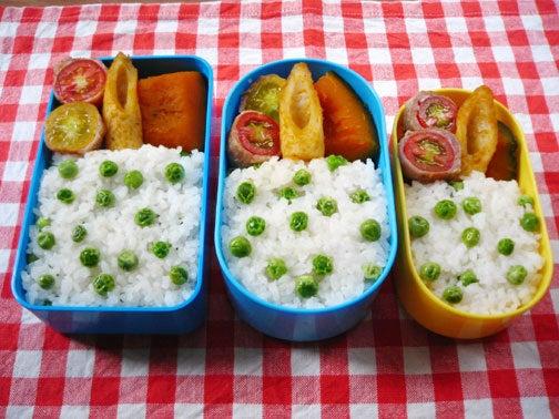 ひよこ食堂-フルーツトマトの豚肉巻き弁当03