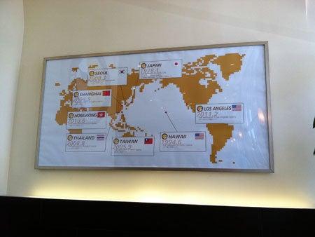 Campbell, CA ~ベイエリアでの暮らし~-店舗地図