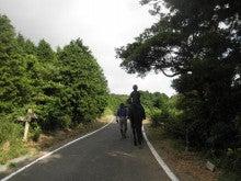 馬を愛する男のブログ Ebosikogen Horse Park-引き馬外乗