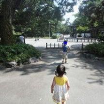 京都御所に行きました…