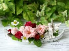 Plumerry(プルメリー)プリザーブドフラワースクール (千葉・浦安校)-ゴンドラ 妖精 フェアリー