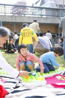 水都大阪スタッフのブログ-水辺ピクニック