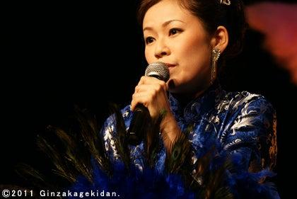 銀座歌劇団のブログ-今泉りえ