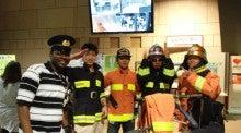 $ルチアーノショーで働くスタッフのブログ(チーム1)-救急戦隊