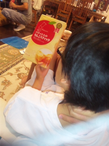 BABYSOUL  両えくぼ BOTH DIMPLES    アパレル女社長 市川の 元気のでるブログ -DVC00306.jpg