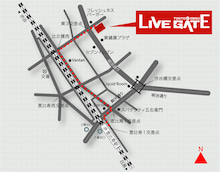 joining情報-LIVE GATE