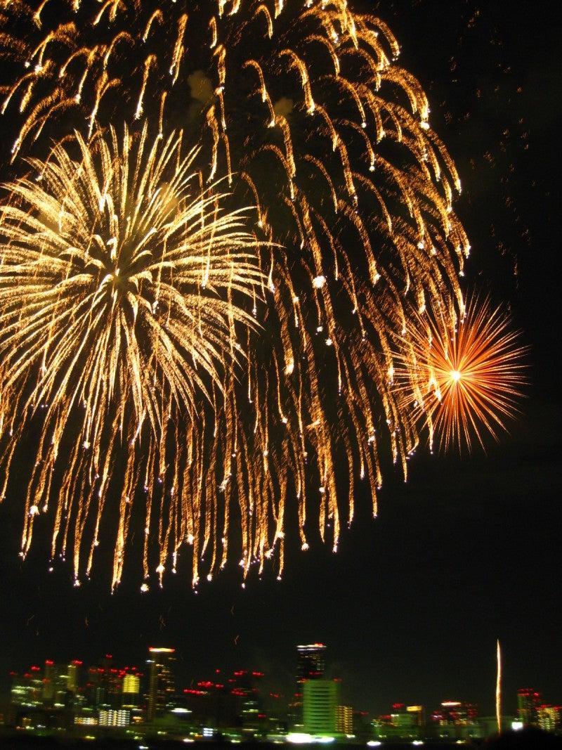 大阪なにわ淀川花火★2万発★圧巻★2011年★ | 写真満載ブログ★ ...