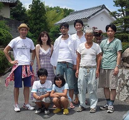 山端秀明のバタブロ(センスマプロジェクト)-岡山清水白桃の旅