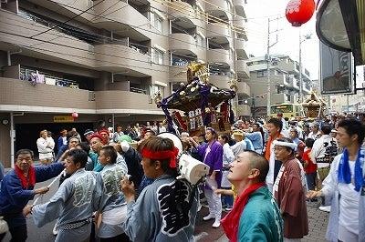 大チャンの独り言~始末書日記-三ツ境 祭り