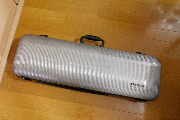 $cheltenhamのブログ-GEWA 2.0 Violin Case