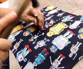 $世界に一点!バッグ&ウエスタンシャツを作っています! -9b