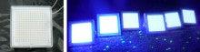 $蛍光灯式・ネオン管式・水銀灯式・LED-LEDスクエアーUV