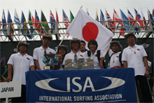 gale ISA WorldSurfingGames