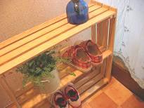 Cloth and handmade life+++My shelf     ・・・布と手作りの生活+++-20050407