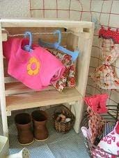 Cloth and handmade life+++My shelf     ・・・布と手作りの生活+++-20050812