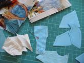 Cloth and handmade life+++My shelf     ・・・布と手作りの生活+++-20050513