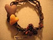 Cloth and handmade life+++My shelf     ・・・布と手作りの生活+++-20051123A