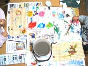 Cloth and handmade life+++My shelf     ・・・布と手作りの生活+++-20060110B