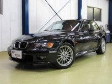 $輸入車中古車販売 アップフィールド-2000年 BMW Z3