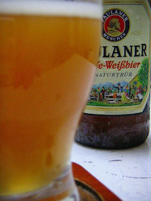 下戸でも美味しく飲めるビールはあるのか?-ポーラナー・ヘフェ・ヴァイス