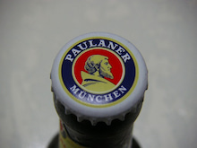 下戸でも美味しく飲めるビールはあるのか?-ポーラナー・ヘフェ・ヴァイス 栓