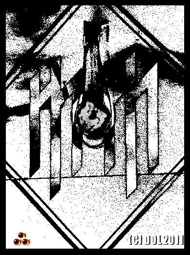 囚人銅鑼輝303逃亡黒白書◆since20100707-ina44