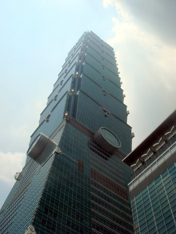 有閑マダムは何を観ているのか? in California-Taipei 101