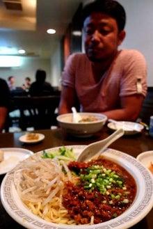 別冊リツコング-冷やしジャージャー麺