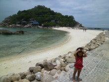 タイに来ちゃった