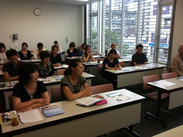 夢を形に変える地域リーダー要請講座 講師 宮田 静一先生の記事より