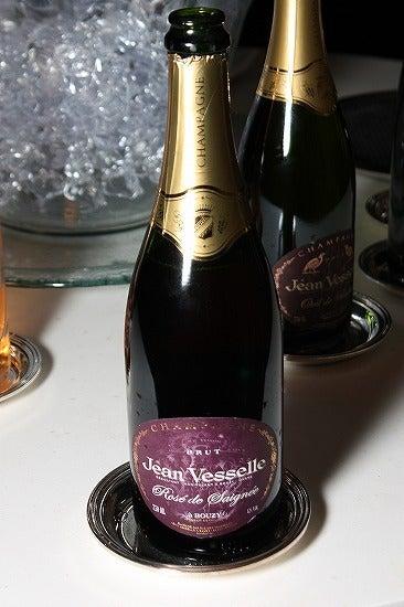 ヒーちゃんの美味しく頂きます日記-シャンパン4