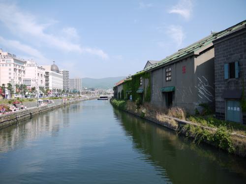 ユメカジヤログ-小樽運河