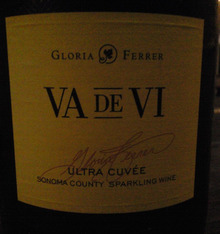 ワイン総進撃-VA de VI Gloria Ferrer