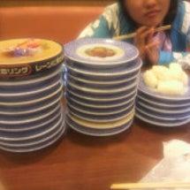回転寿司♪