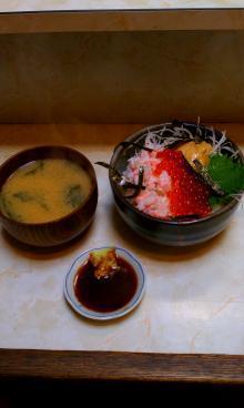 ユメカジヤログ-三色丼