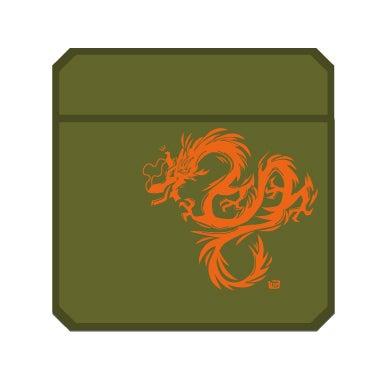 ペットグッズブランド【L・I・P(リップ)】開発者日記-ハンモック龍カーキ