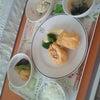 内診とお昼ご飯の画像