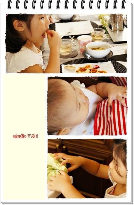 西宮/大阪/神戸:パン教室  T & i  いこママの 写真・フォトスタイリング・パン日記