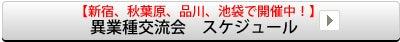 【新宿、秋葉原、品川、池袋で開催中!】異業種交流会 スケジュール