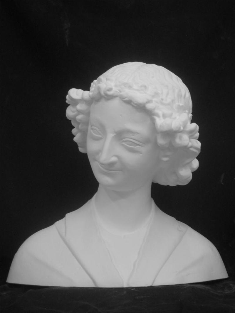 きょうの石膏像     by Gee-K-102